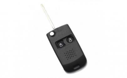 Carcasa cheie tip briceag Audi, 2+1