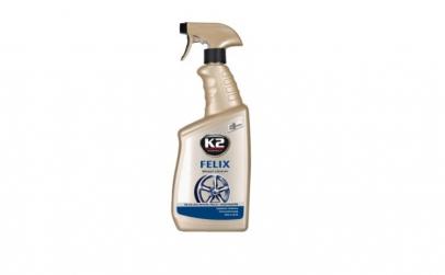 K2 Solutie curatat jante Felix 770 ml