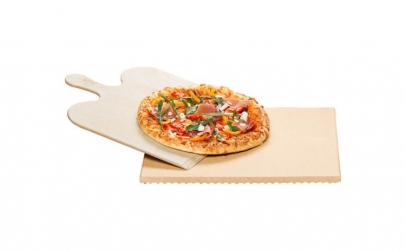 Set pentru coacerea pizzei si a painii