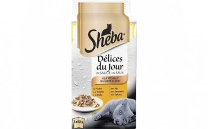 Hrana umeda pentru pisici Sheba,