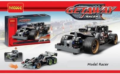 Joc tip lego - masina de construit