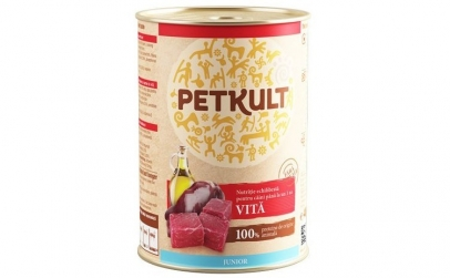 PetKult Junior, Vita, 400 g