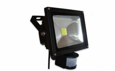 Proiector LED 10 W cu senzor miscare