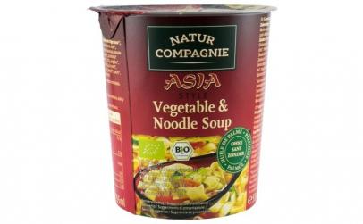 Asia Style - Supa bio de legume si