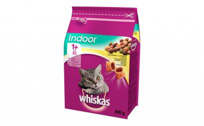 Hrana uscata pentru pisici Whiskas,