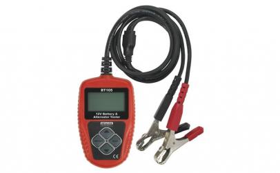 Tester baterie acumulator si