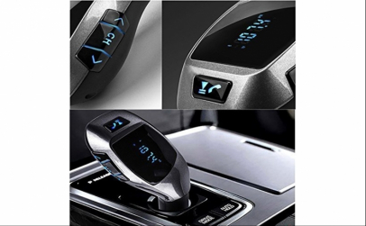 Car kit auto cu Bluetooth X6