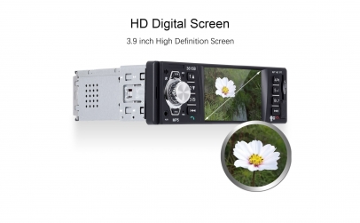 Mp5 Player Auto HD BigShot 3615B