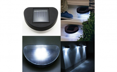 Lampa solara pentru iluminare trepte