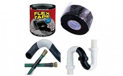 Flex Tape banda adeziva