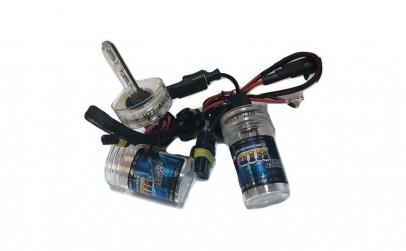 Set Bec Xenon H27- 4300K, Rolinger HID