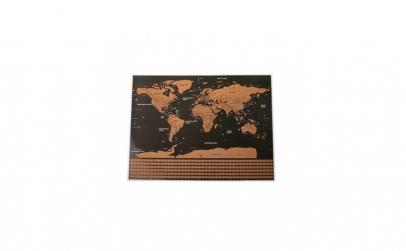 Harta razuibila a lumii, model Gloss,