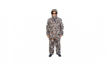 Costum pescar camuflaj Baracuda 2