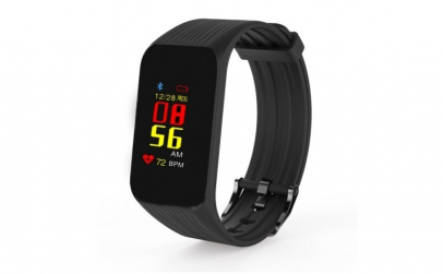 Bratara Fitness Techstar® K1 Negru