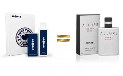 Set Apa de parfum marca alba