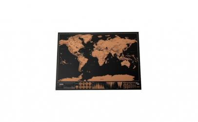 Harta razuibila a lumii, model Matt,