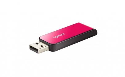 Memorie flash USB 2.0 16GB roz, Apacer