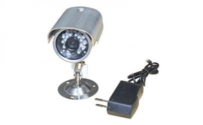 Camera supraveghere - inregistrare card