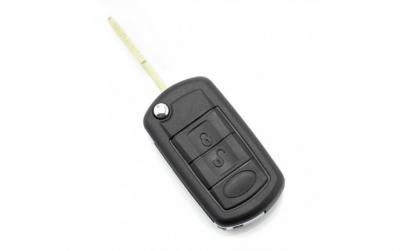 Carcasa cheie tip briceag Land Rover 3