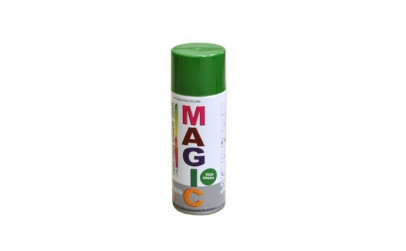 Vopsea spray Magic verde 6029, 400 ml