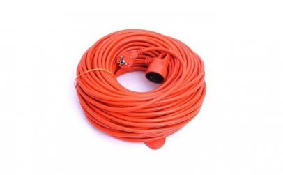 Cablu prelungitor cu stecher si priza