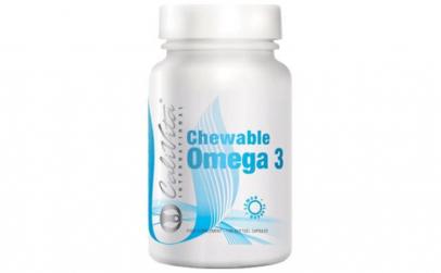 Supliment alimentar Omega 3 cu aroma de