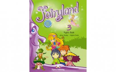 Fairyland 3 Pupils Book Pack