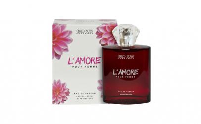 Apa de parfum, Carlo Bossi, L'amore Red,