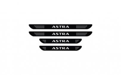 Set protectie praguri Opel Astra (v2)