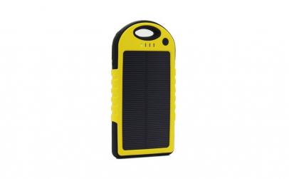 Incarcator portabil solar, antisoc