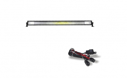 Led bar 675W curbat