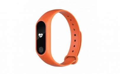 Bratara Fitness Techstar® M2 Orange
