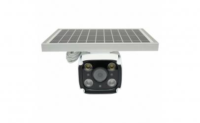 Camera de supraveghere 4G cu panou solar