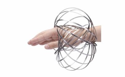 Jucarie cinetica Flow Ring
