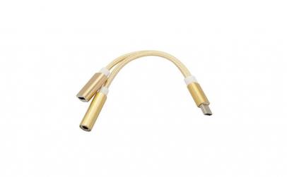 Cablu Adaptor USB Type C la USB Type C +