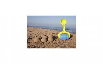 Trafalet pentru nisip Sine de tren -