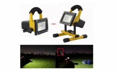 Proiector portabil cu LED - 10W