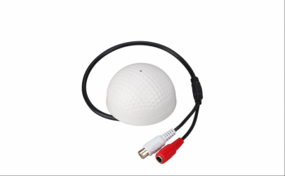 Microfon sferic - sistem de supraveghere