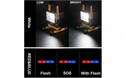 Proiector LED portabil - 10W