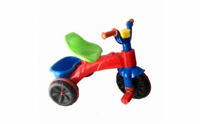 Tricicleta pentru copii din plastic