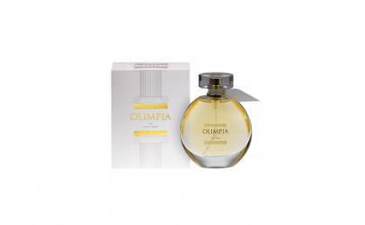 Apa de parfum, Carlo Bossi, Olimpia,