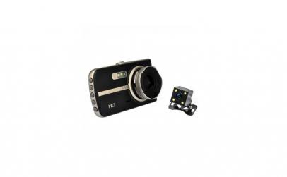 Camera Auto HD B402 Cu Display Si