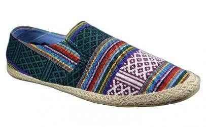 Espadrile SOLE II - Multicolor Vintage