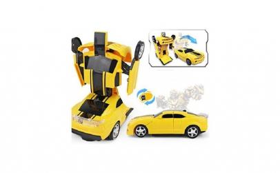 Masina transformer in robot 2 in 1,