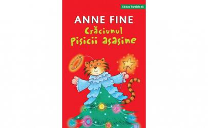 Craciunul pisicii asasine - Anne Fine