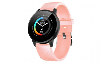 Smart Watch T-FIT 220 HB, roz, puls,