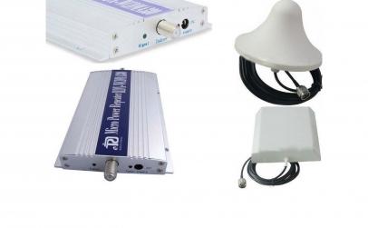 Kit complet amplificator semnal