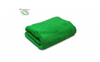 Set 6 prosoape fata 600gr/mp, verde