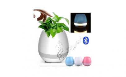 Suport pentru flori, smart, cu Bluetooth
