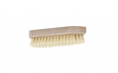 Perie de curatat, cu maner din lemn